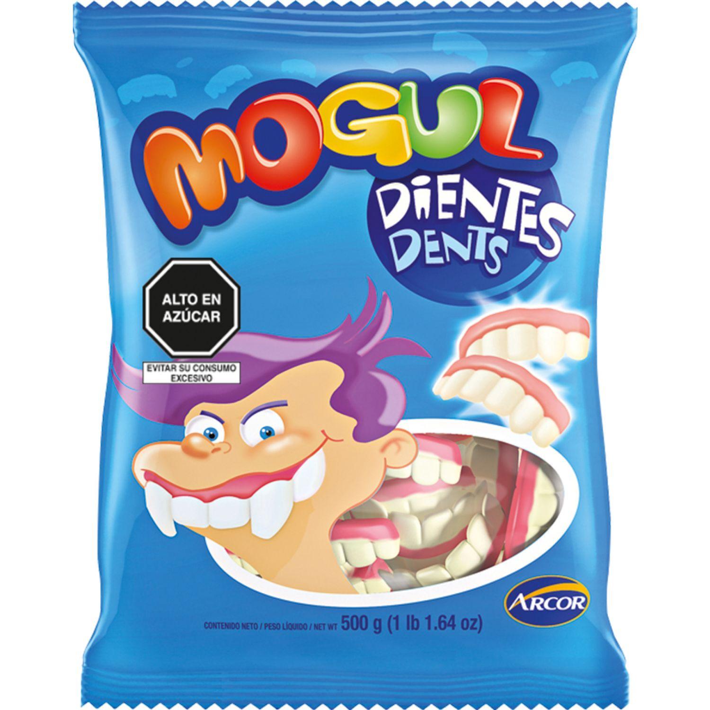 ARCOR Mogul Dientes 150g Sin color Gomitas