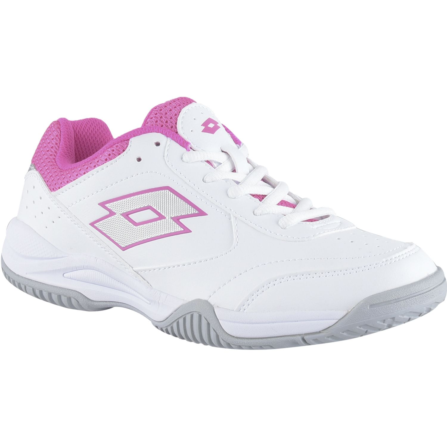 Lotto ZAPATILLA TENNIS COURT LOGO Blanco Mujeres
