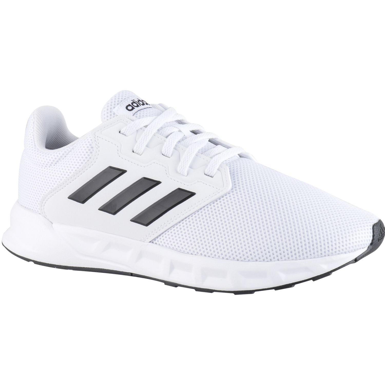adidas Showtheway Blanco / negro Correr por carretera