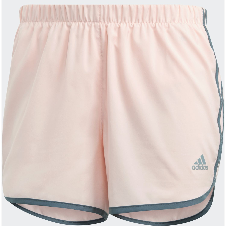 Adidas M20 SHORT W Rosado Shorts Deportivos