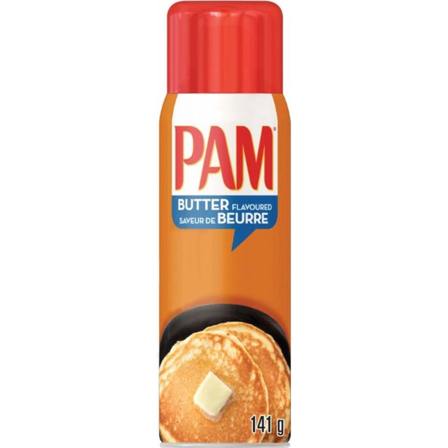 PAM Aceite En Spray Butter 5 Oz Sin color Antiadherente sprays aceite de cocina