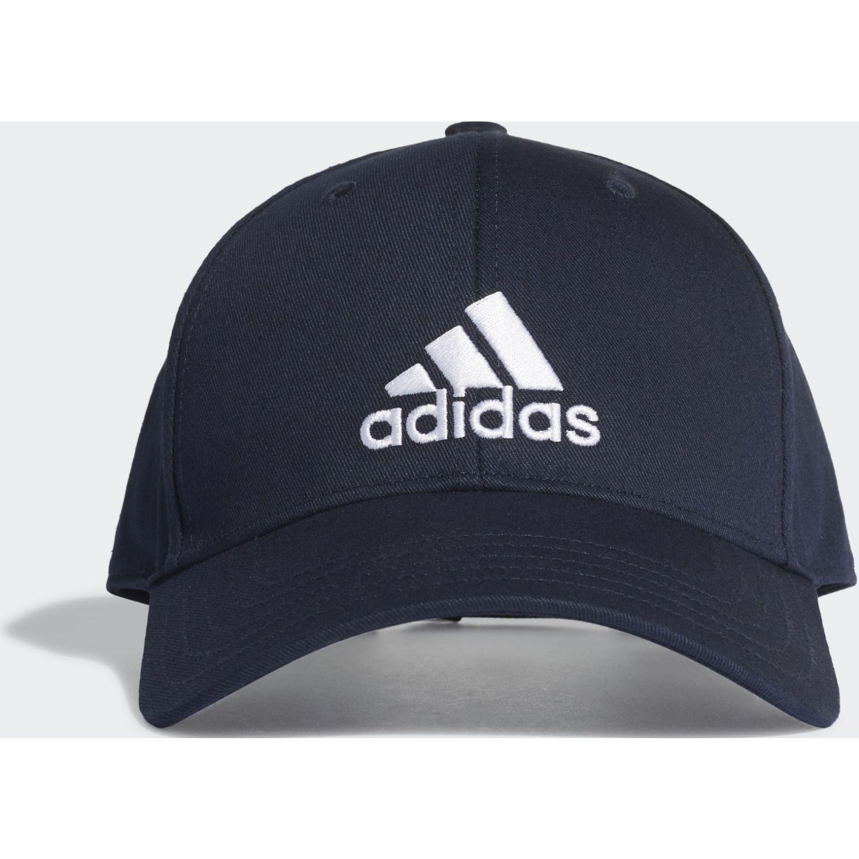Adidas Bball Cap Cot Azul / blanco Gorras de béisbol