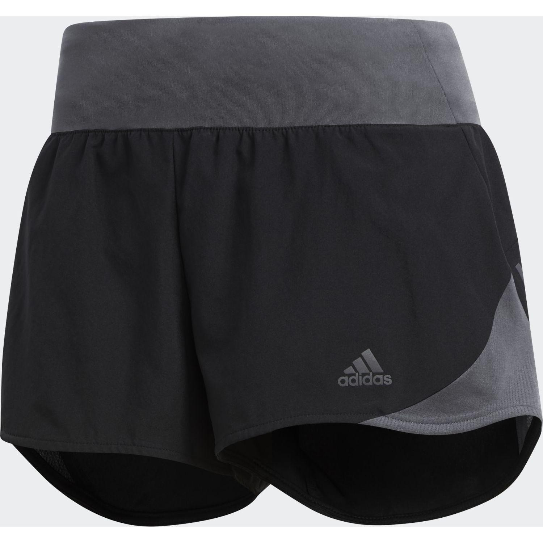 Adidas Run It Short W Negro Shorts Deportivos