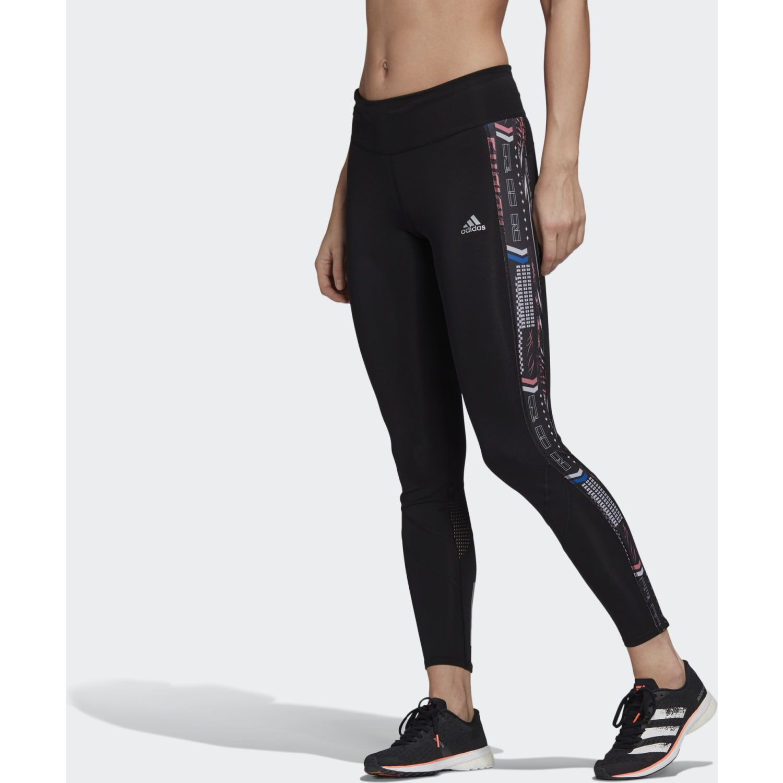 Adidas Own The Run Tgt Negro Leggings deportivos