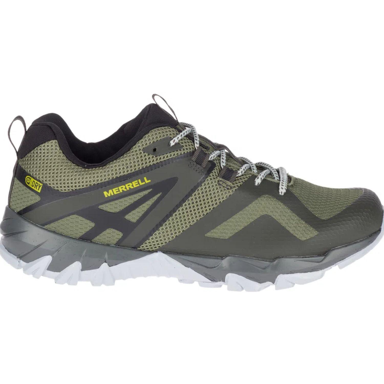 Merrell Meru Wp Verde Zapatos de senderismo