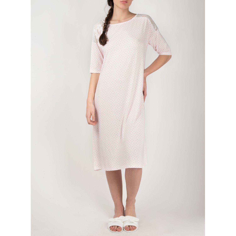 SISI Camison Lantana Rosa Camisolas & Camisetas