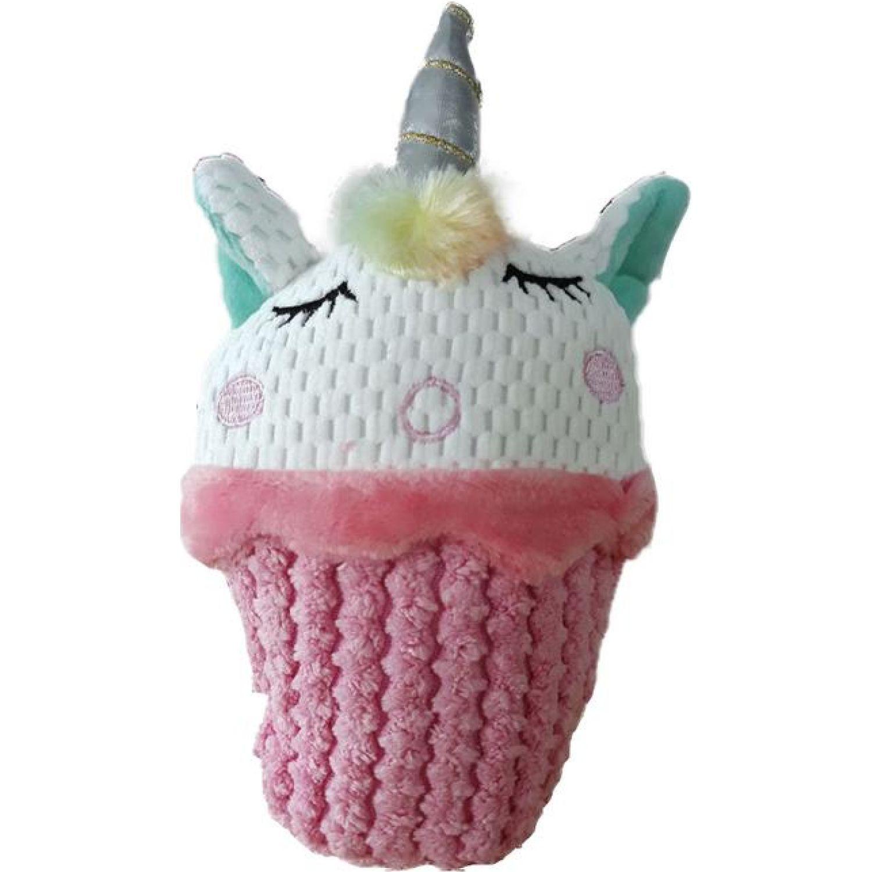 PETS BY LI Juguete Peluche Cupcake Unicornio Varios Juguetes de peluche