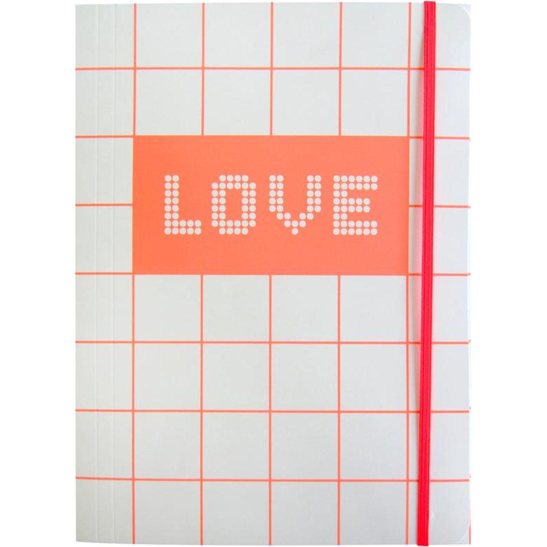 SYLOON Carpeta A4 Syloon Love C/Liga Varios Carpeta de archivo marcos