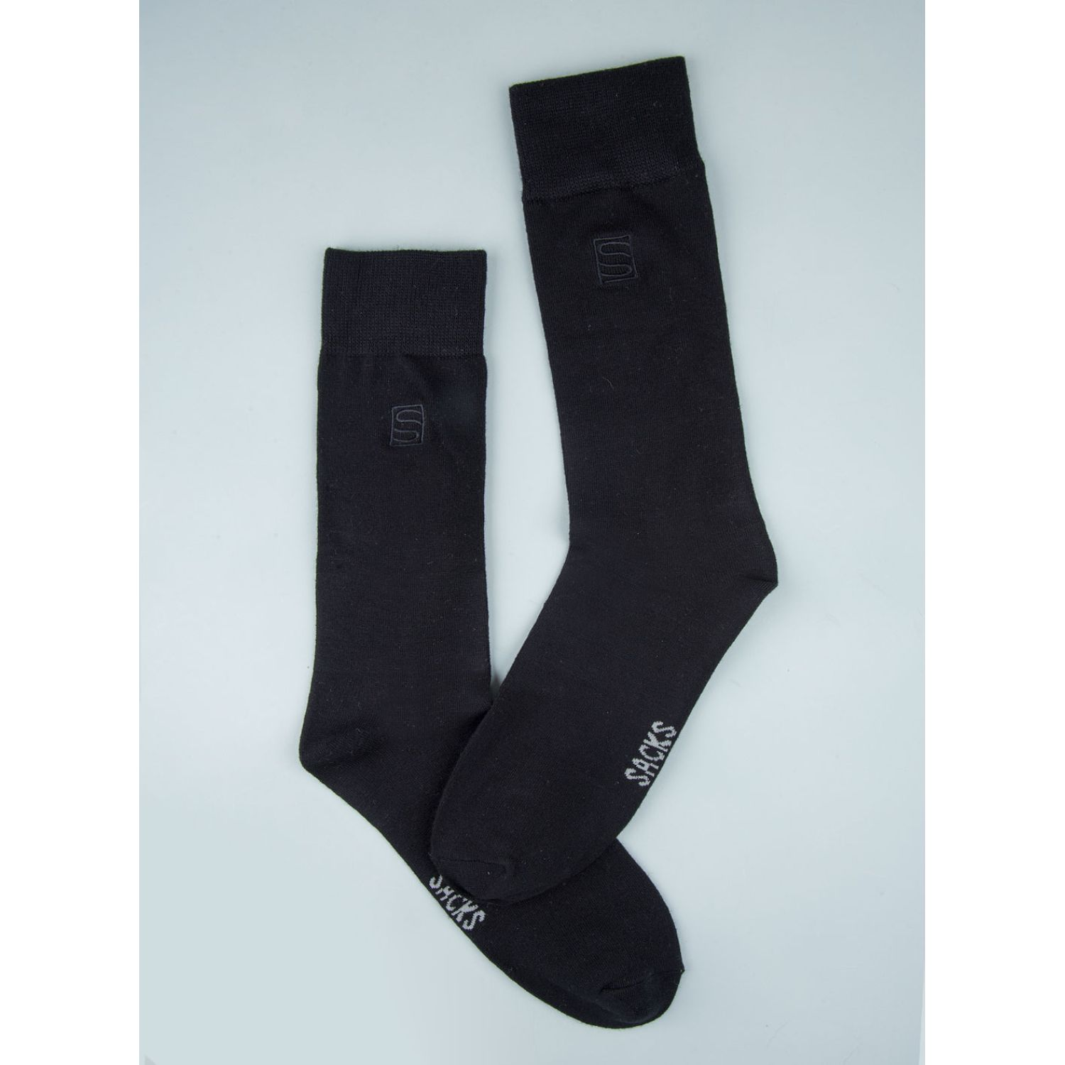 SISI BAMBOO INNOVATION Black Calcetines