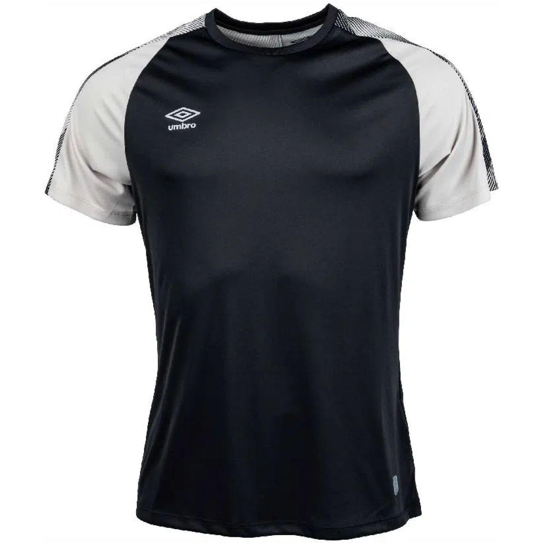 Umbro Umbro Training Jersey NEGRO / GRIS Camisetas y polos deportivos