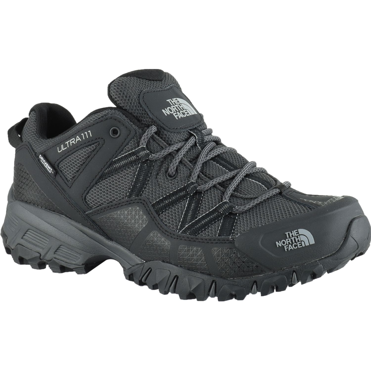 The North Face M Ultra 111 Wp Negro Zapatos de senderismo