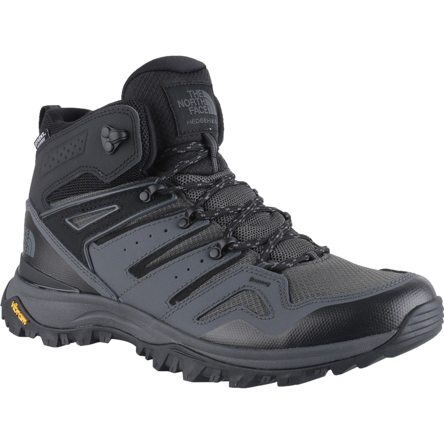 The North Face M Hedgehog Fastpack Ii Mid Wp Negro Zapatos de senderismo