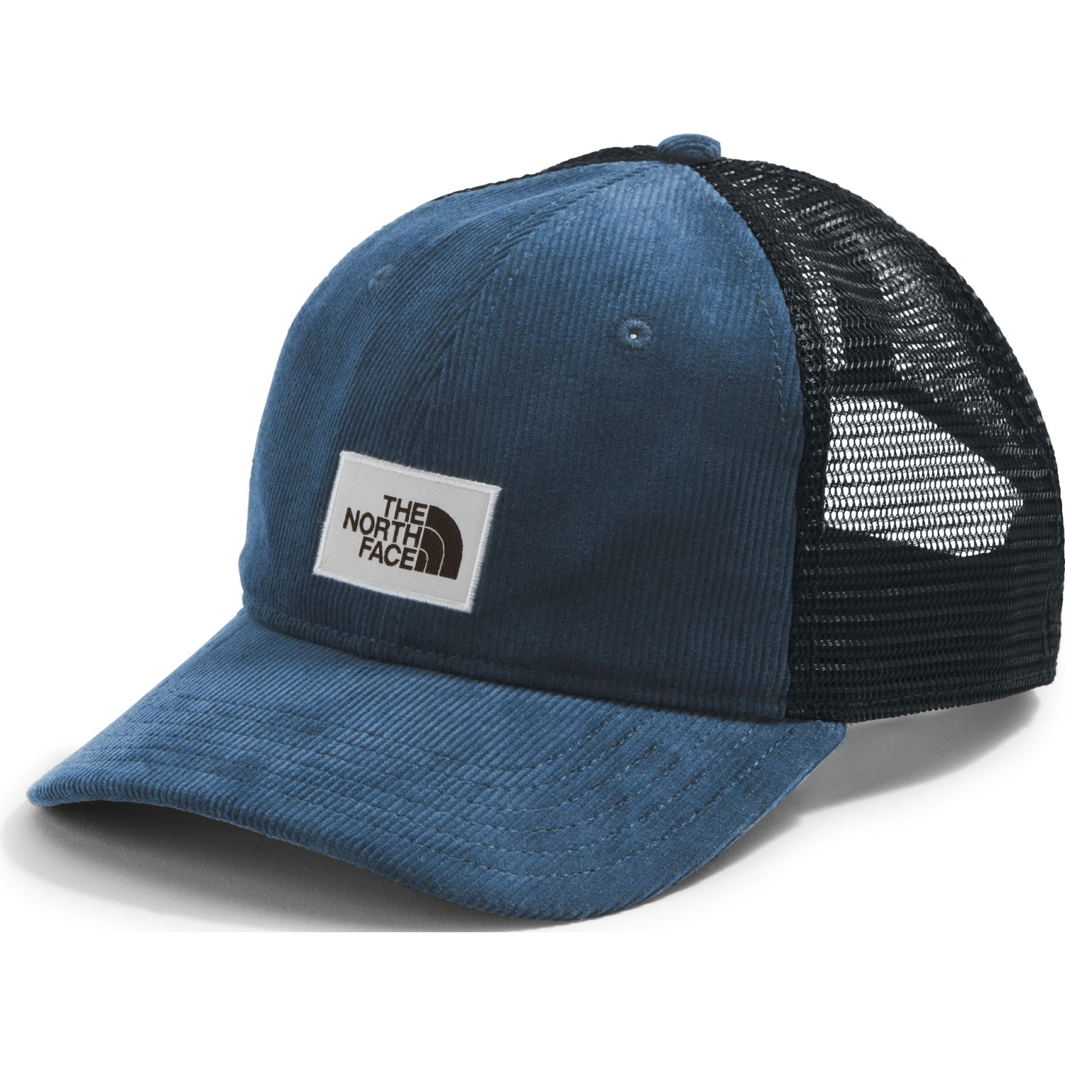 The North Face UNSTRUCTURED TRUCKER Azul Gorras de béisbol