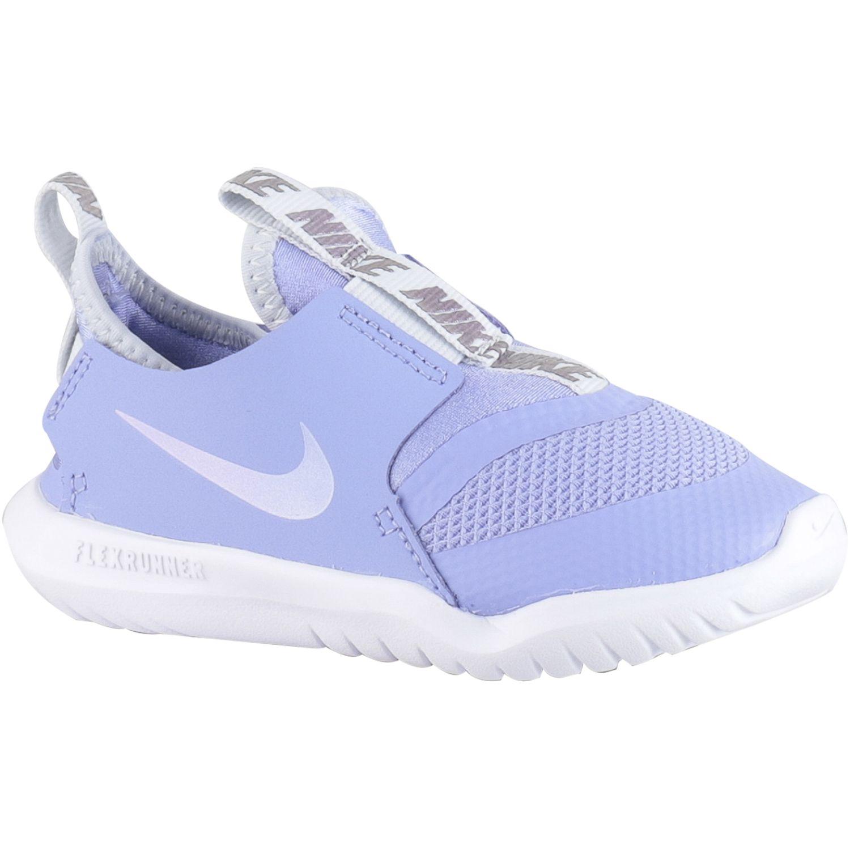 Nike Nike Flex Runner Td Lila Zapatillas