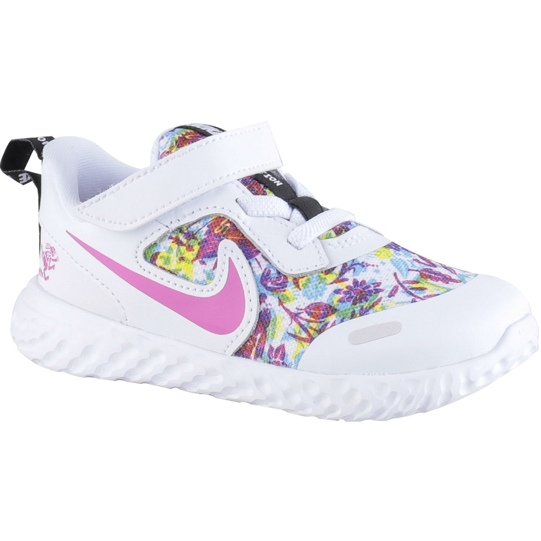 Nike Nike Revolution 5 Fable Gtv Blanco Zapatillas