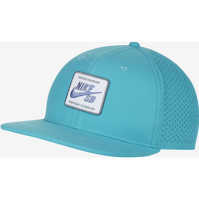 Nike U NK AROBILL PRO CAP 2.0 Turquesa Gorras de béisbol