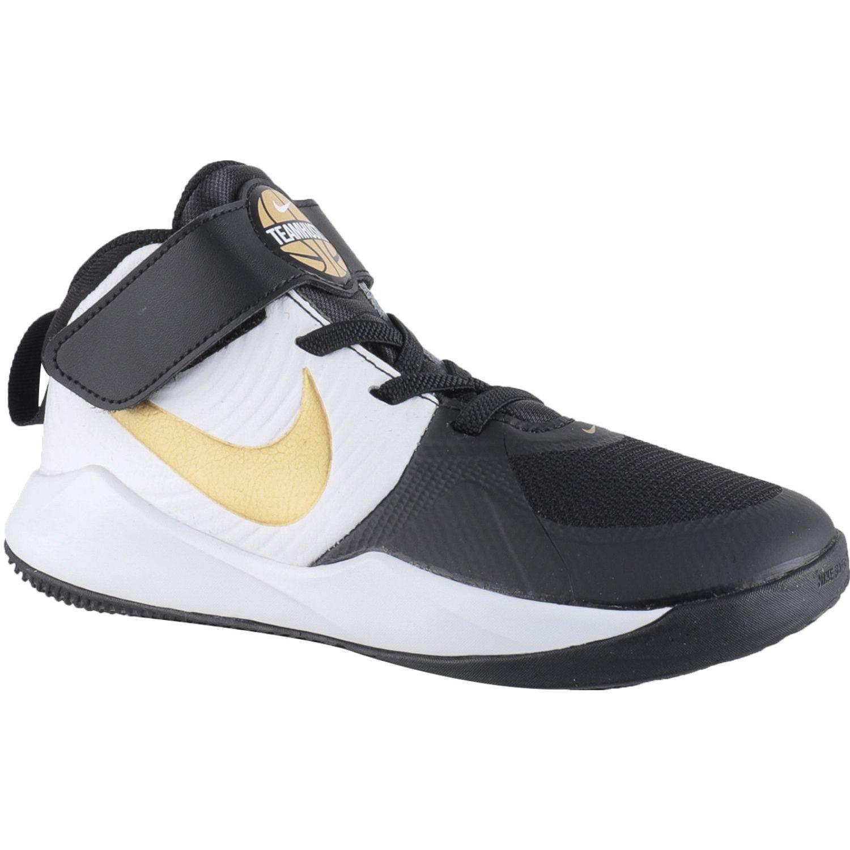 Nike Team Hustle D 9 Ps Negro Para caminar