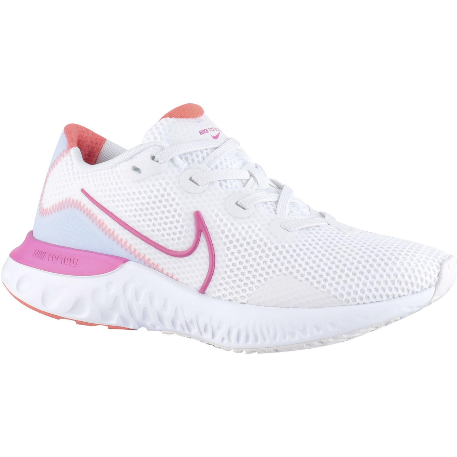 Nike Wmns Nike Renew Run Blanco Running en pista