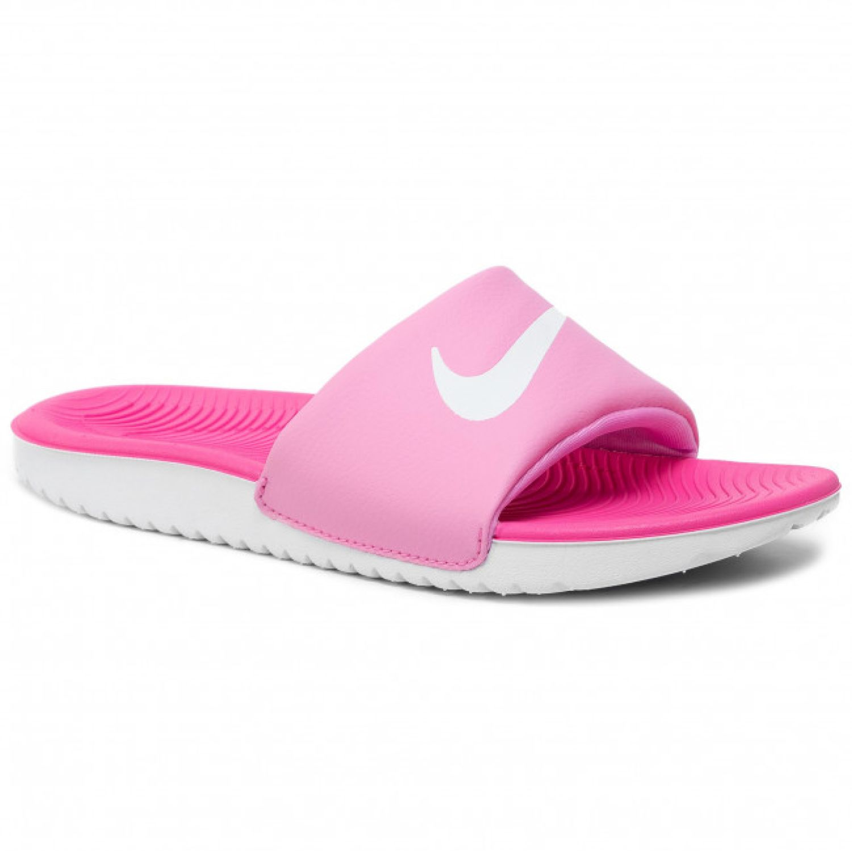 Nike Kawa Slide Bgp Rosado Sandalias