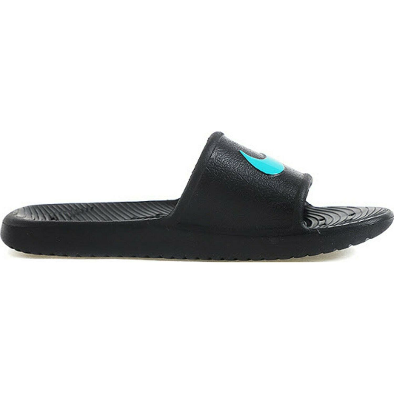 Nike Kawa Shower Negro Sandalias