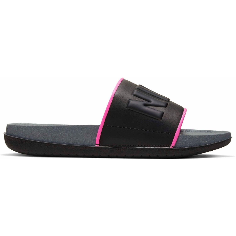 Nike WMNS NIKE OFFCOURT SLIDE Negro Sandalias deportivas y slides