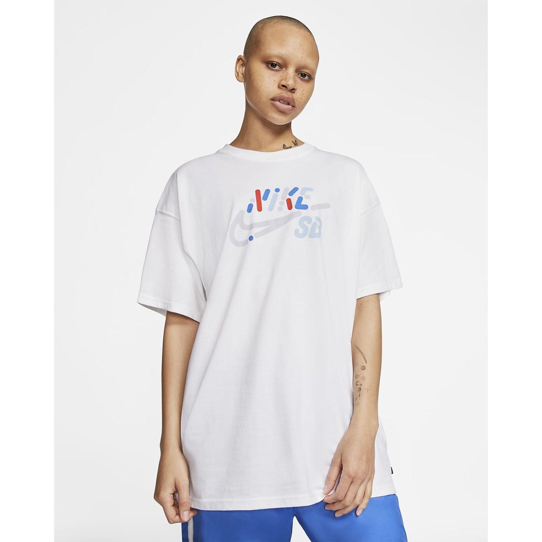 Nike M Nk Sb Tee Yoon Air Logo Blanco Polos