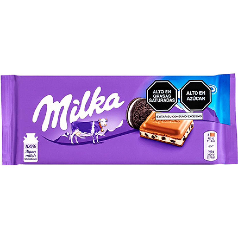 Milka Milka Oreo 100g Sin color Barras de caramelo y chocolate