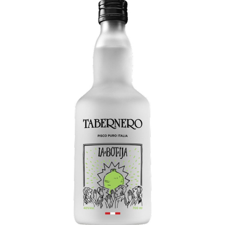 TABERNERO La Botija Pisco Italia 700 Ml Sin color Brandy y aguardientes