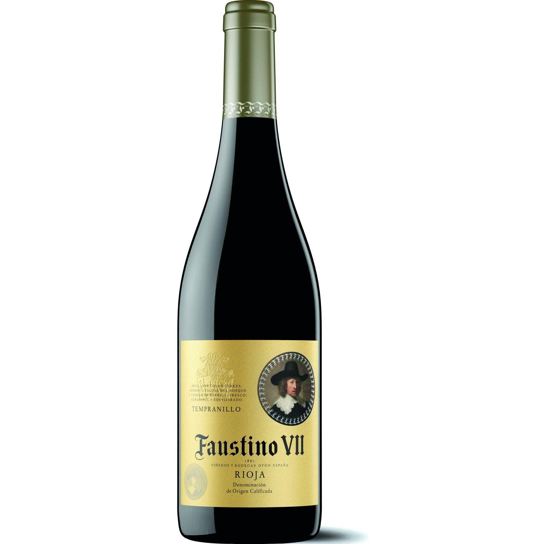 Faustino VII Semicrianza Tinto Tempr. 750 Ml Sin color Tinto