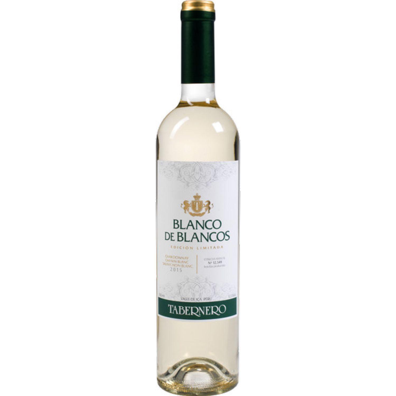 TABERNERO Blanco De Blancos 750 Ml Sin color Vino Blanco