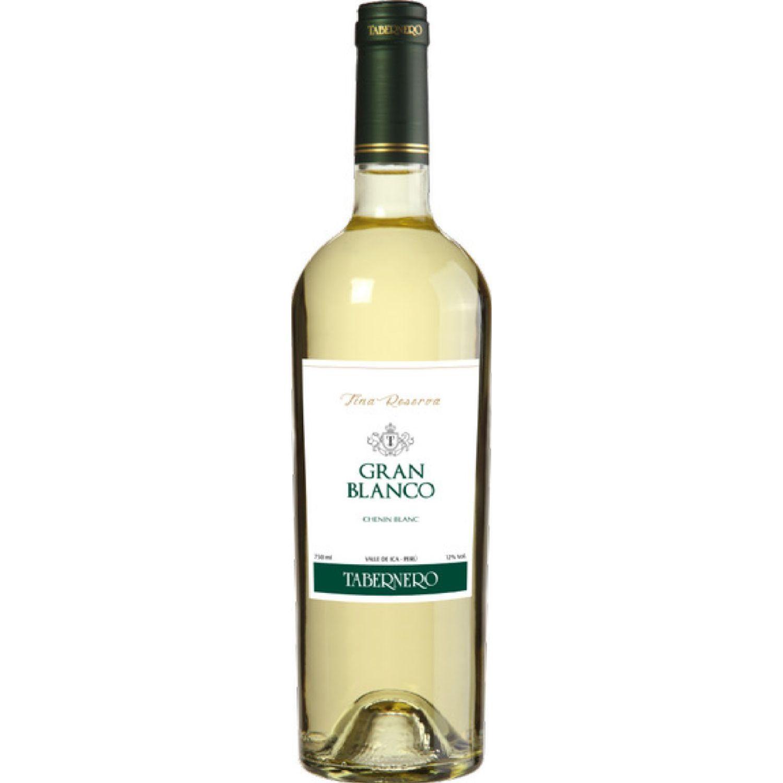 TABERNERO Gran Blanco Fina Reserva750 Ml Sin color Vino Blanco