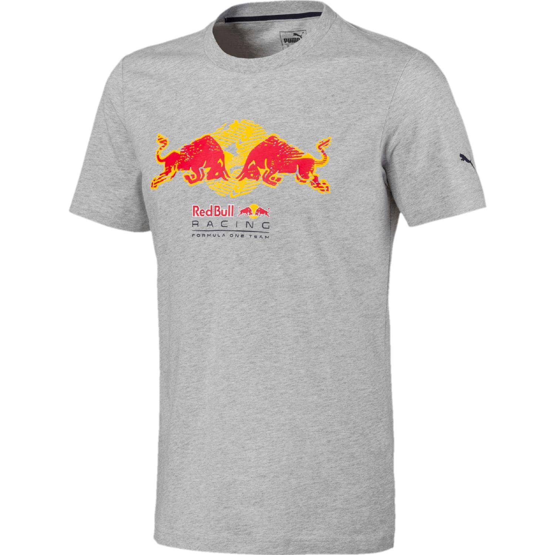 Puma Rbr Double Bull Tee Gris Camisetas y polos deportivos