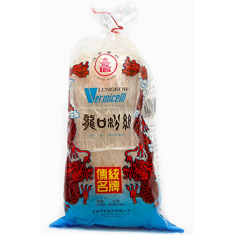 GOLDEN PAGODA Fideo Fansi Lungkow 250g Bol 0 Fideos de arroz