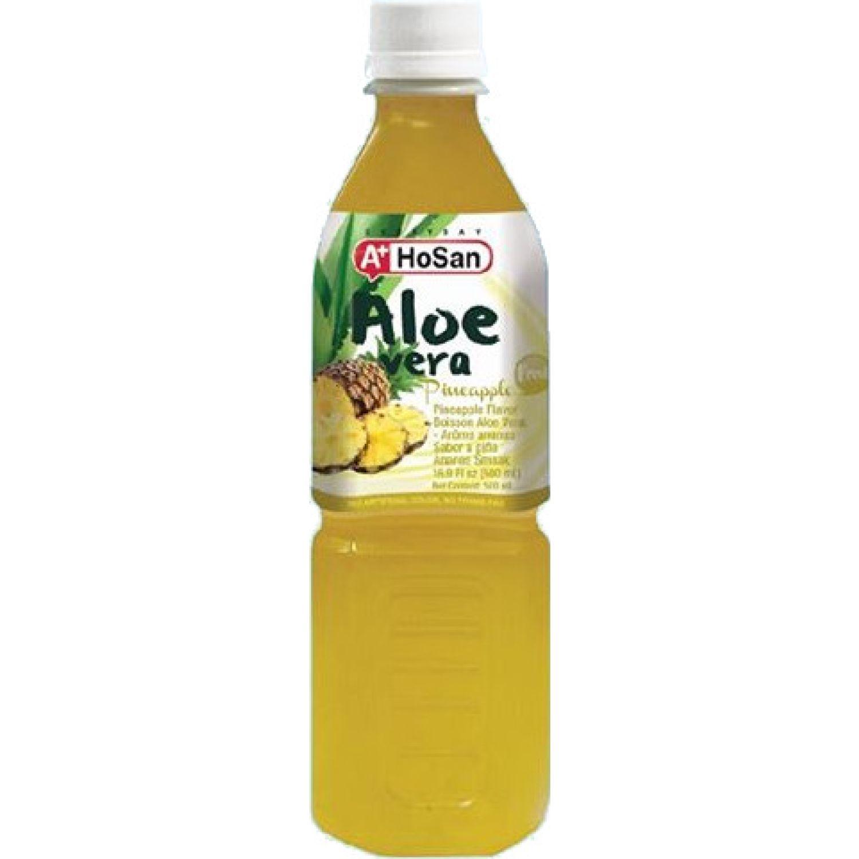 A+ Bebida Aloe Sabor Piña 500ml Bot 0 zumos