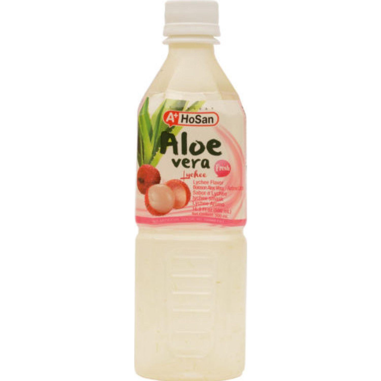 A+ Bebida Aloe Sabor Lychee 500ml Bot 0 zumos
