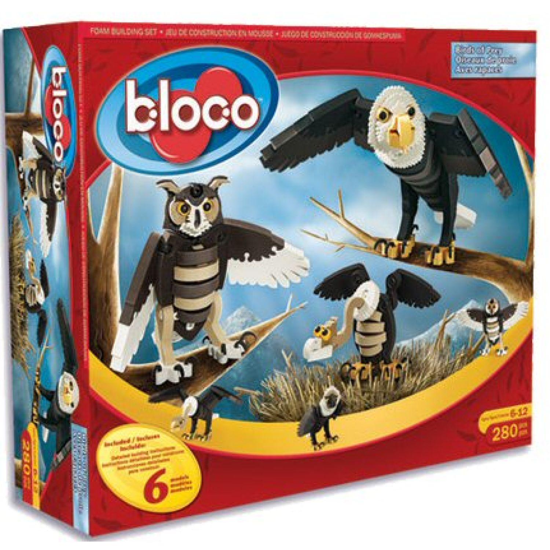 BLOCO Aves Y Presas MULTICOLOR Juegos de construcción