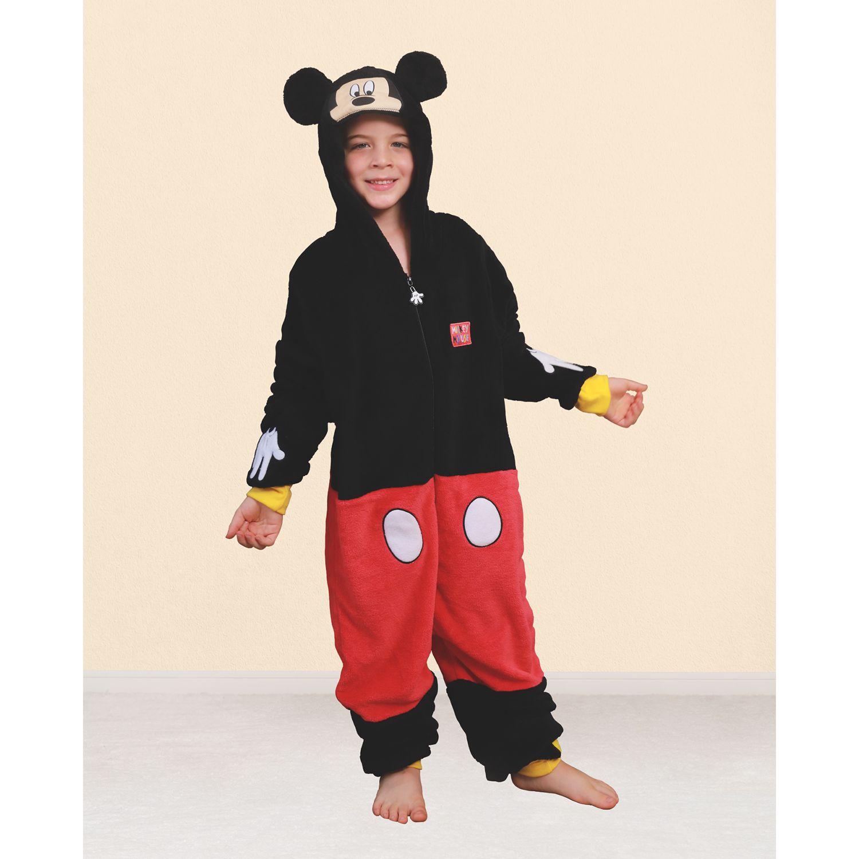 Kayser Pijama Enterito Coral Flee D6410 NEGRO Conjunto de pijama