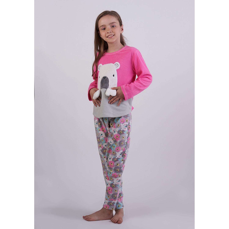 Kayser Pijama Polar 63.1275 ROSA Sets de Pijama