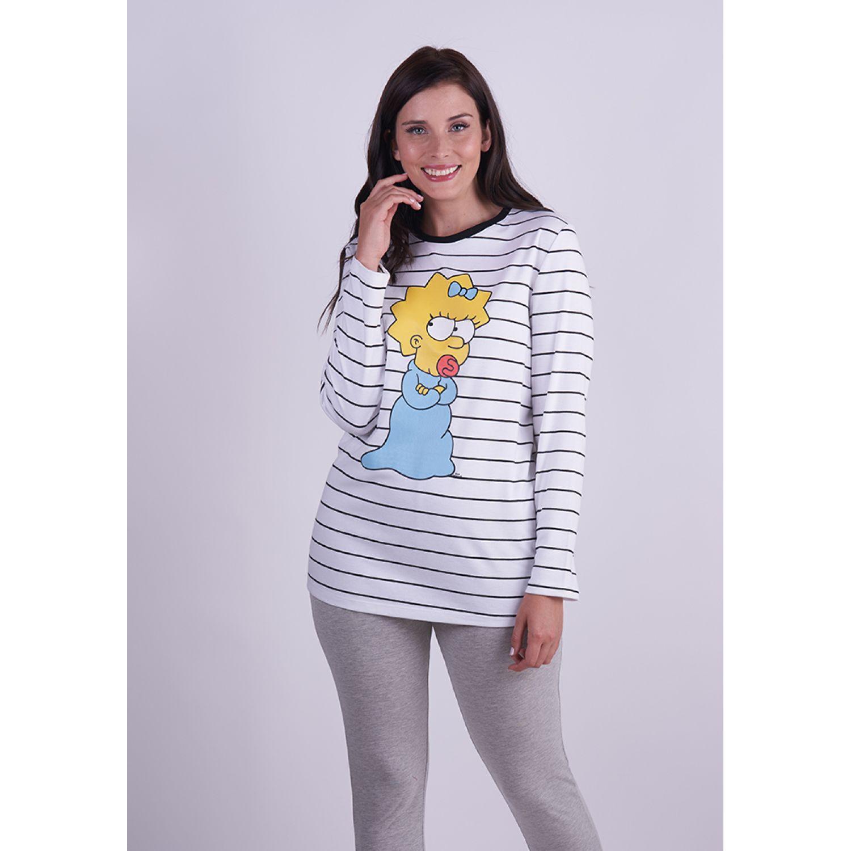 Kayser Pijama Algodón S6043 BLANCO Camisones y camisetas de dormir