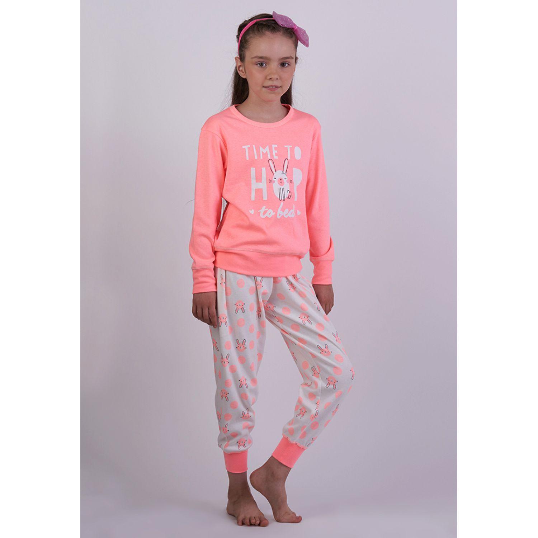 Kayser Pijama Algodón 63.1273 FUCSIA Conjunto de pijama