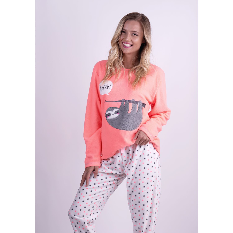 Kayser Pijama Polar 60.1264 FUCSIA Camisones y camisetas de dormir