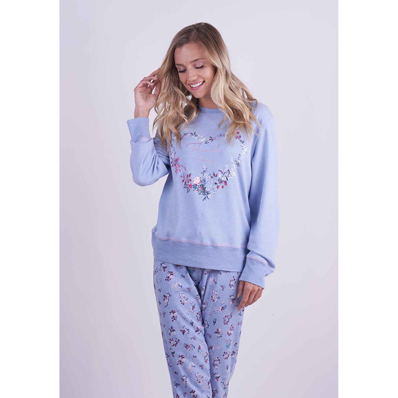 Kayser Pijama Algodón 60.1248 JEANS Pijamas y Camisetas de Dormir