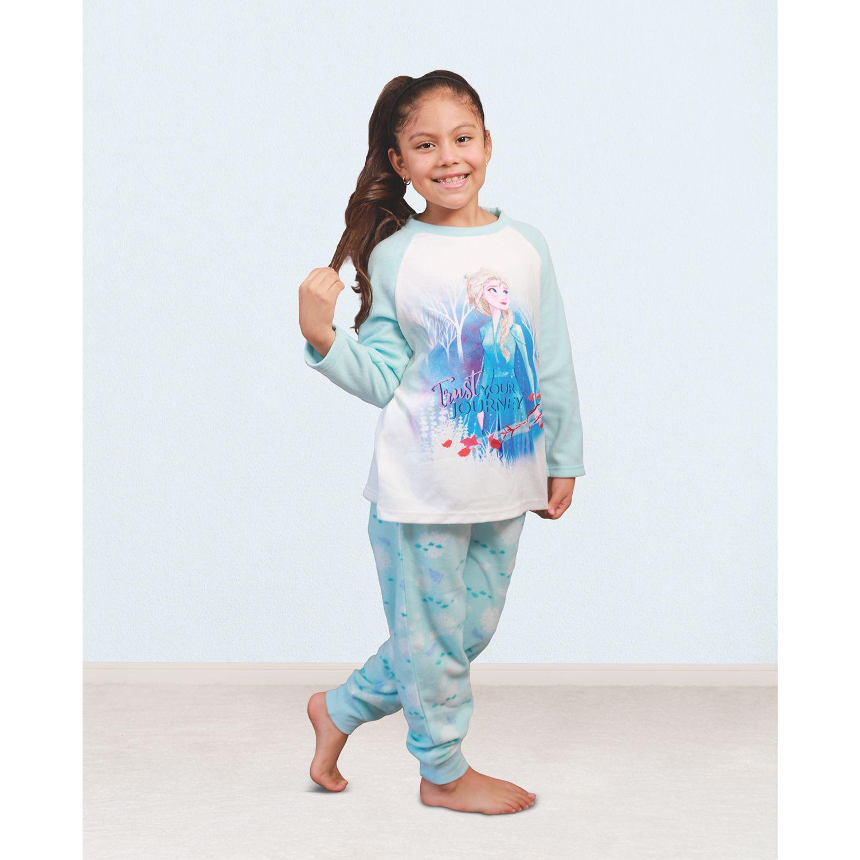 Kayser Pijama Polar D6317 CELESTE Sets de Pijama