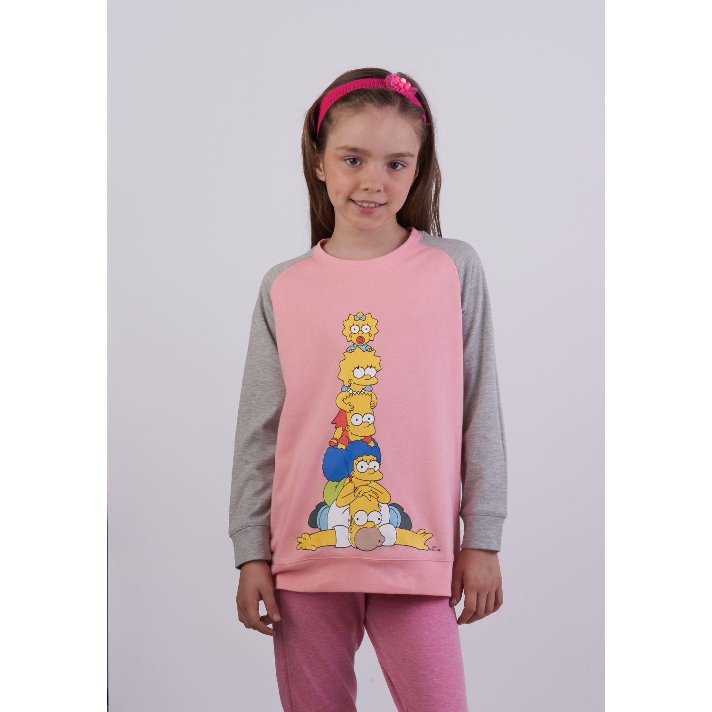 Kayser pijama Ña. algodon rosado Rosado Sets de Pijama
