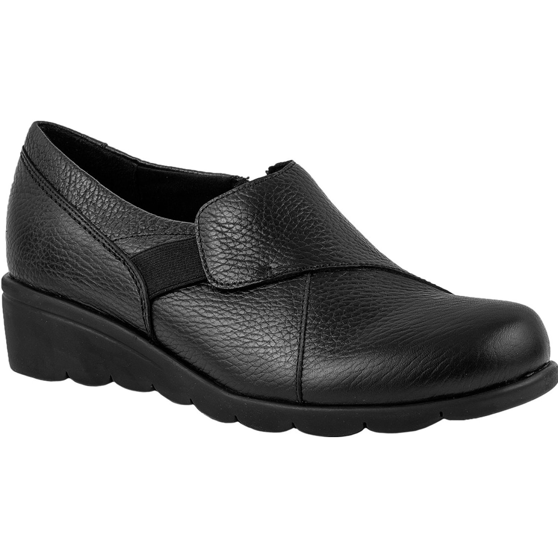 Ecco FLEXXI02 Negro Mocasines y Slip-Ons