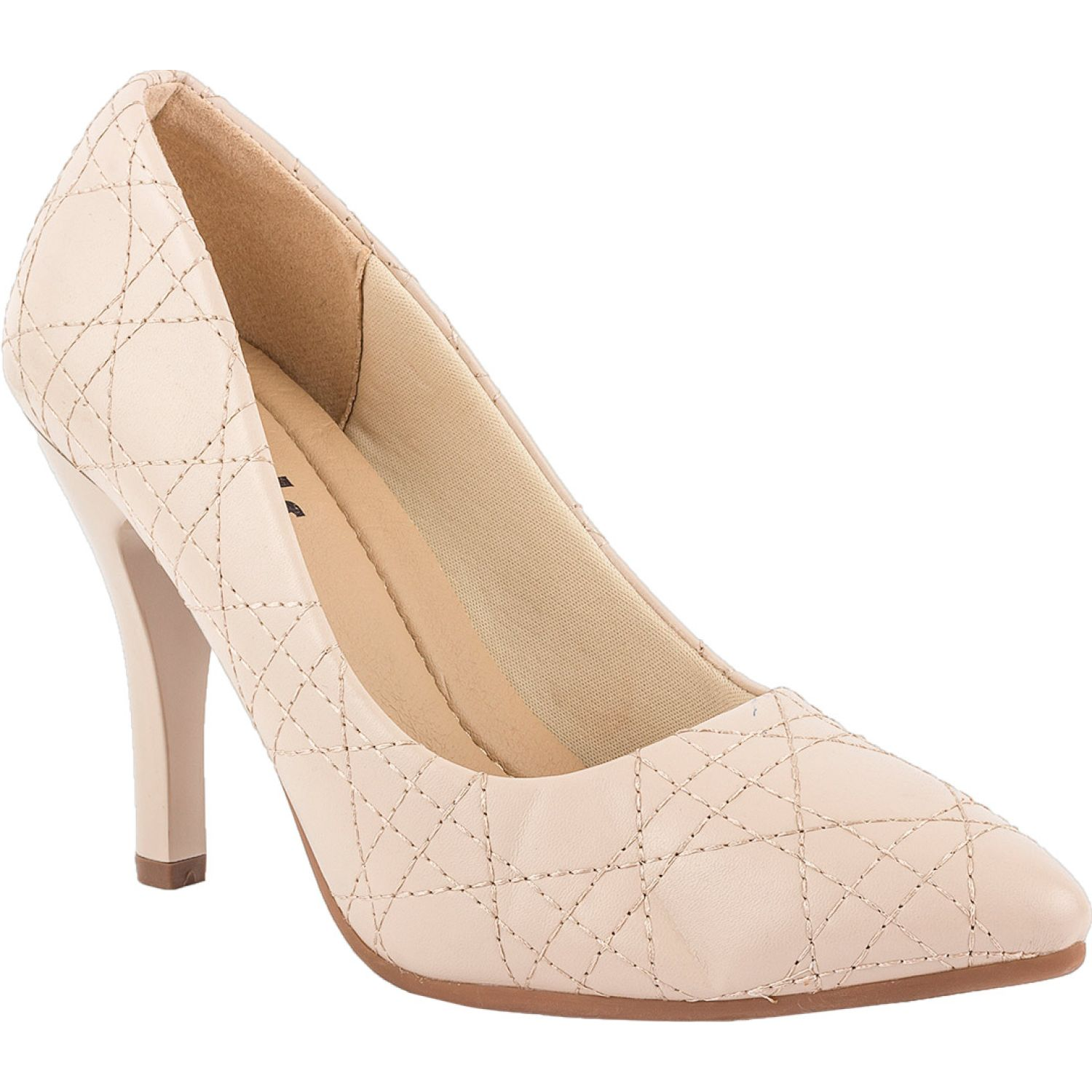 Impuls Otilia03 Crema Estiletos y pumps