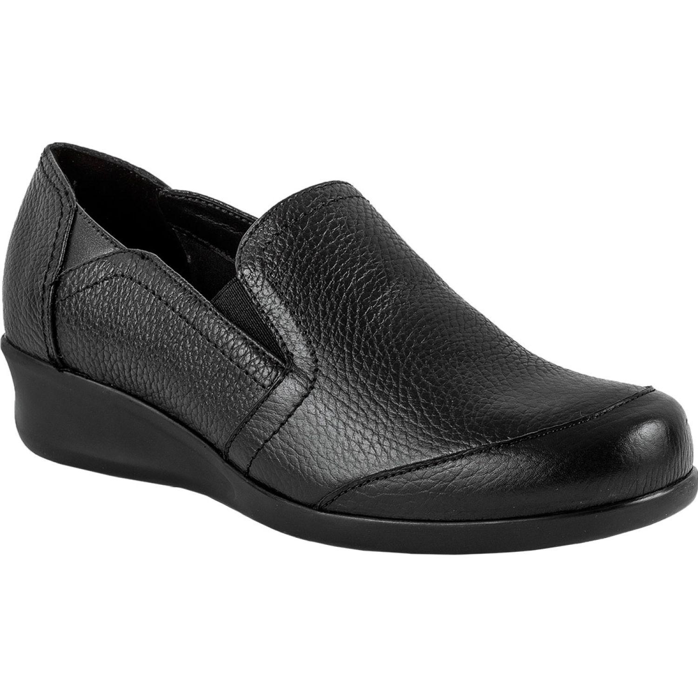 Ecco ANTONIA49 Negro Mocasines y Slip-Ons