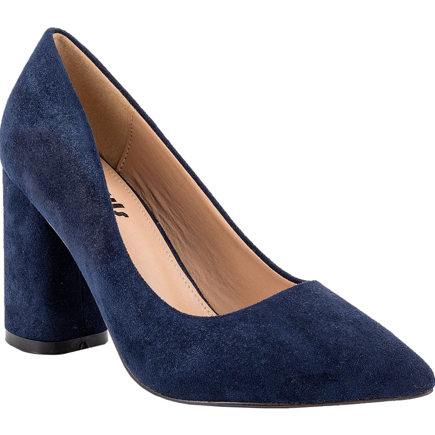 Impuls FIONA09 Azul Estiletos y Pumps