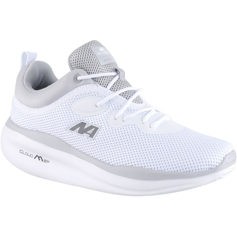 NEW ATHLETIC Cloud Mef Blanco / gris Zapatillas de moda