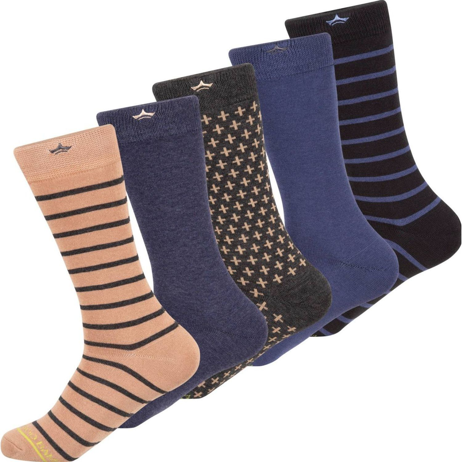 PALMERS Pack 5 Calcetines Bamboo Varios Calcetines